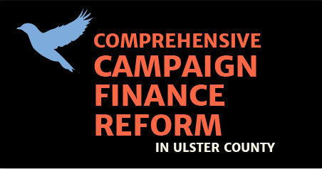 COMPREHENSIVE CAMPAIGN FINANCE REFORM in ULSTER COUNTY